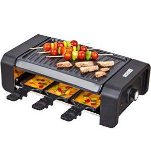 raclette multifunción