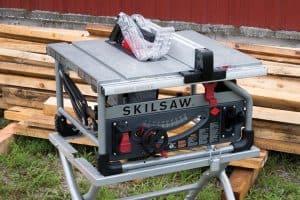 sierra de mesa skilsaw