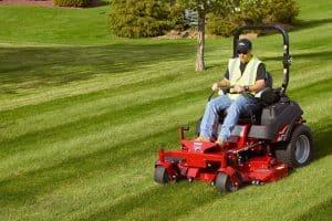 tractor cortacesped compacto