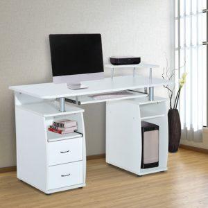 mesa de ordenador estándar