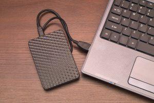 disco duro externo de diseño