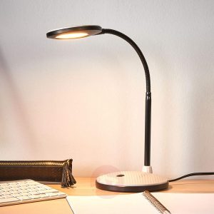 lámpara de oficina compacta