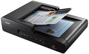 escáner moderno