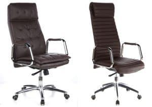 dos sillas de oficina