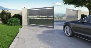 motorización para puerta