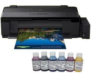 impresora láser de tinta