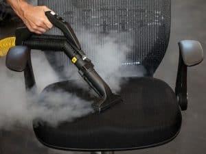 limpiar silla de oficina
