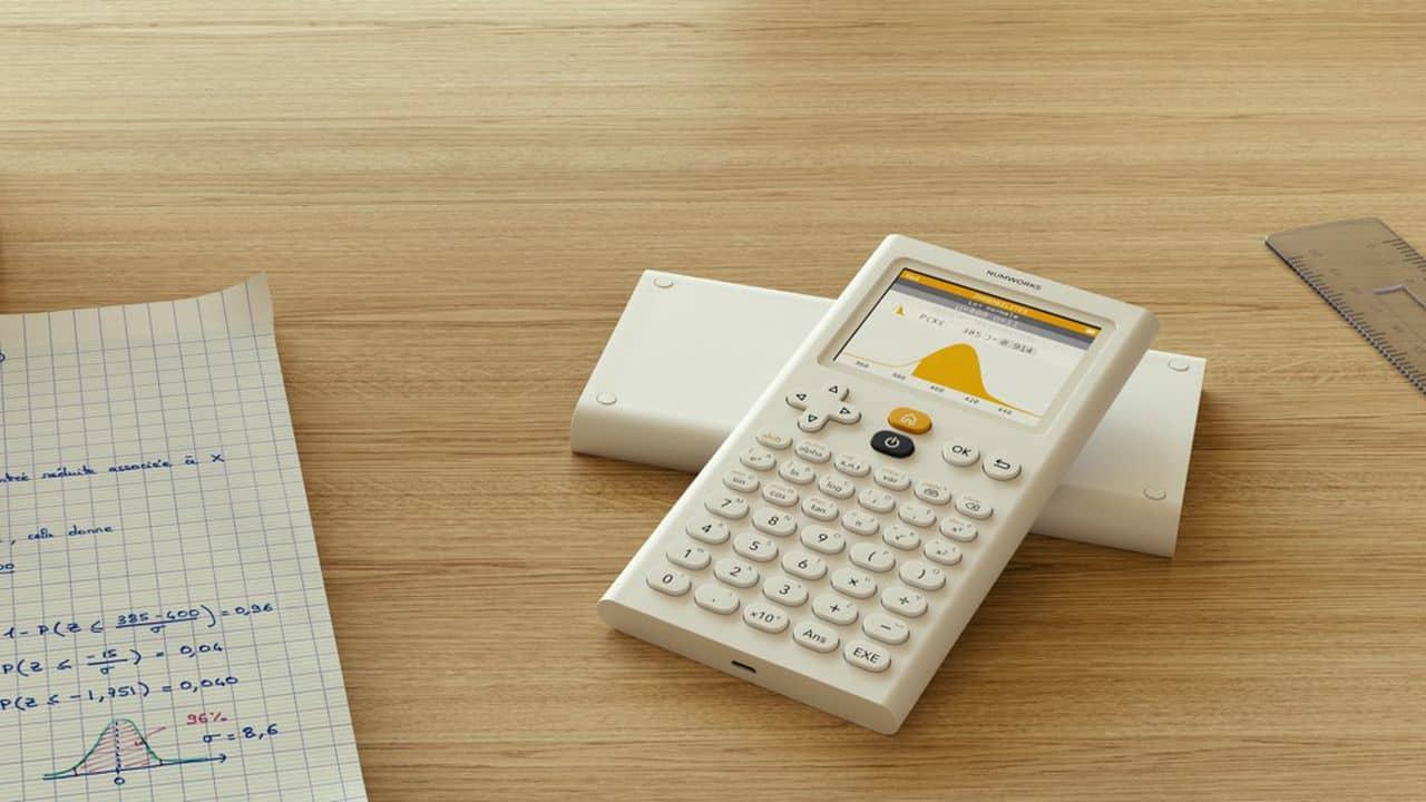 calculadora gráfica bonita