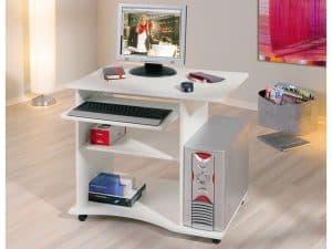 mesa de ordenador compacta