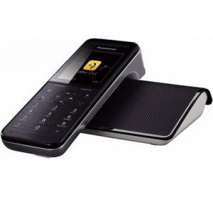 teléfono inalámbrico moderno
