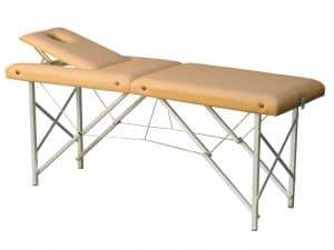 mesa de masaje compacta