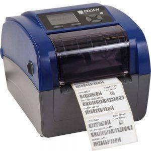 impresora de etiquetas cuadrada