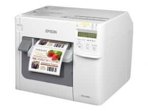 impresora de etiquetas chorro de tinta
