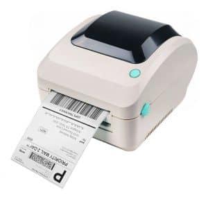 impresora de etiquetas térmica