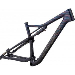 cuadro de una bicicleta todoterreno