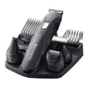 máquina de cortar el pelo y accesorios