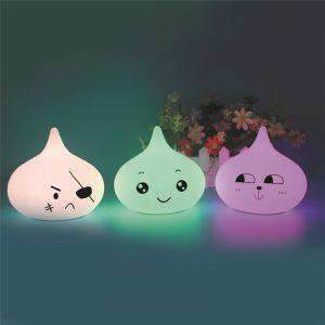 luces de noche para bebé de colores