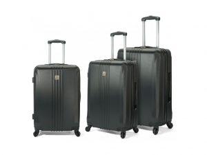 tres maletas rigidas
