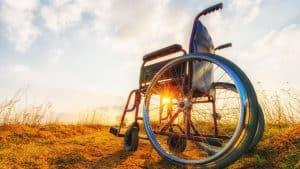 silla de ruedas ligera