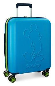 maleta infantil azul