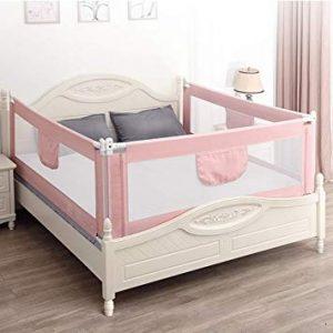 barrera de cama para bebé completa