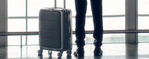 maleta de mano con 4 ruedas