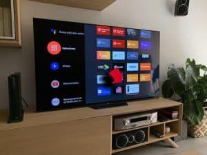 televisor 4k con aplicaciones