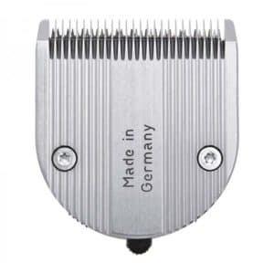 cuchillas de una máquina de cortar el pelo