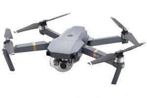 dron con cámara profesional