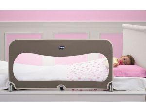 barrera de cama para bebé pequeña