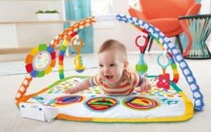 gimnasio para bebé amplio