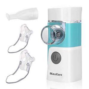 accesorios de un inhalador