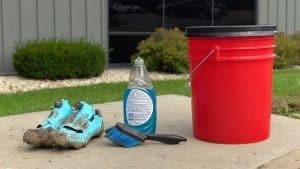 limpiar zapatillas de ciclismo