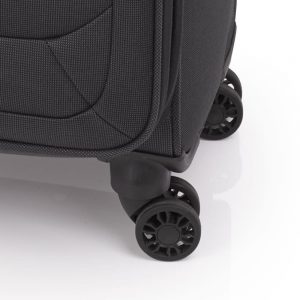 ruedas de equipaje blando