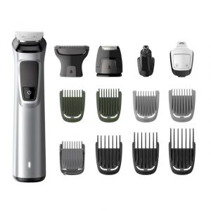 afeitadora eléctrica y accesorios