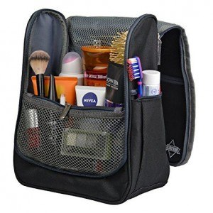 bolsa de aseo de viaje con accesorios