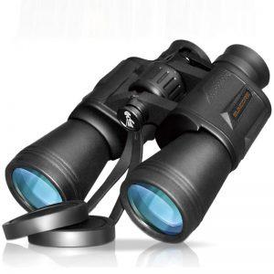 prismáticos de visión nocturna con tapas