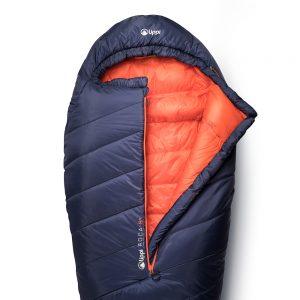 saco de dormir de invierno