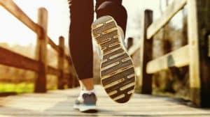 suela de zapatillas de running