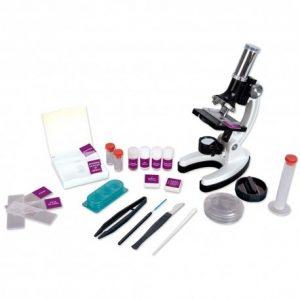 accesorios de un microscopio
