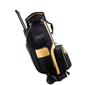 bolsa de palos de golf con ruedas