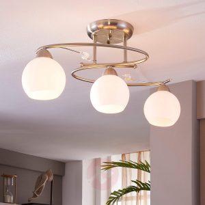 lámpara de salón pequeña