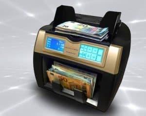 detector de billetes falsos profesional
