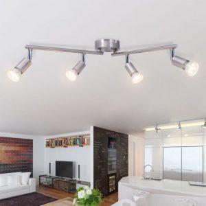 lámpara de salón en estancia
