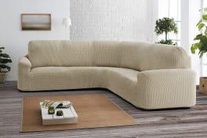 funda para sofá chaise long