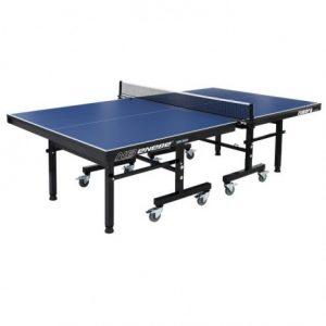 mesa de ping pong azul