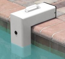 alarma de piscina rectangular
