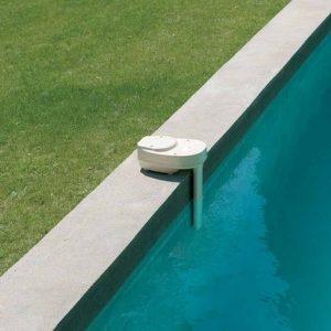 alarma de piscina compacta