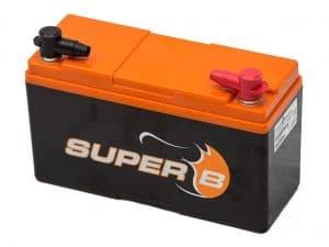 batería de coche de iones de litio