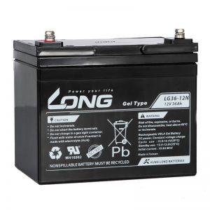 batería de coche VRLA